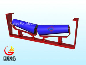 SPD Training Conveyor Idler Roller, Training Cone Taper Roller Idler pictures & photos