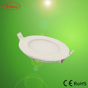 6W LED Panel Light (Rectangle)
