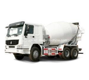 Sinotruk HOWO 6X4 336HP Heavy Cement Mixer (ZZ5257GJBN3841W)
