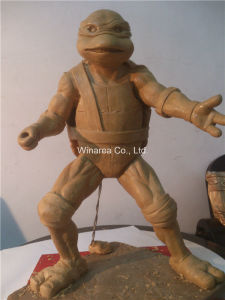 Customized Resin Figurine with Film Characters pictures & photos