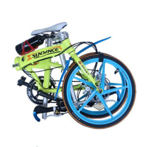 """2015 Standrace New Design 20"""" 8sp Disc Brake Folding Cycle"""