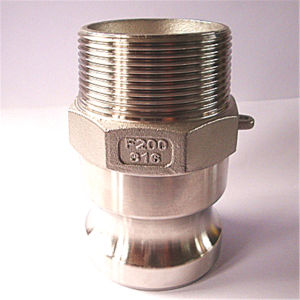 F Type Camlock Coupling in Stainless Steel for Pipe Joint pictures & photos