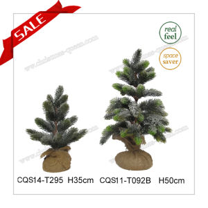 Beautiful Green PE Artificial Indoor Christmas Xmas Tree pictures & photos