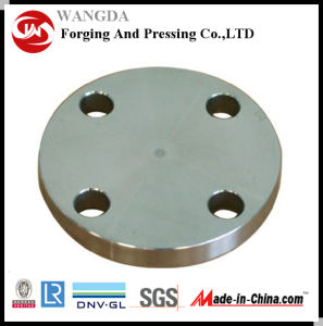 ANSI B16.5 Calss 150-900 Blind Carbon Steel Forged Flanges pictures & photos