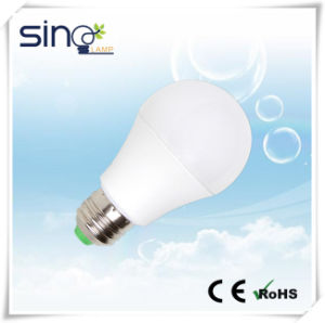 LED Globe Bulb A60 6W E26/E27/B22 pictures & photos