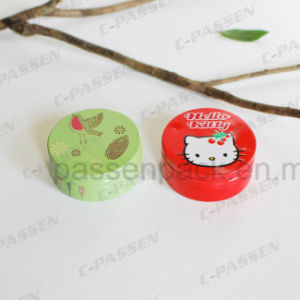 Printed Aluminum Cosmetics Cream Jar Made in China pictures & photos