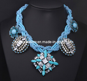 Shourouk Style Fashion Necklace/Fashion Jewelry (XJW13228) pictures & photos