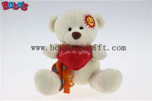 "5.1""Beige Love You Cuddly Toy Teddy Bear as Festival Gift Bos1111 pictures & photos"