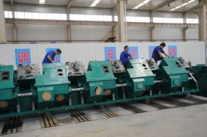 New Technical Finishing Mill Group Hangji Rebar Steel Rolling Machine pictures & photos