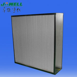 High Airflow Separator Type Absolute Filter pictures & photos