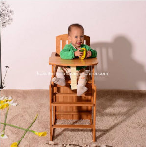 Kids Bamboo Baby Chair of Professional Customization with You Designed pictures & photos