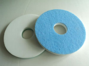 Floor Buffing Pad Cleaner Magic Sponge Foam Clean Floor Pad China Manufacture Factory pictures & photos