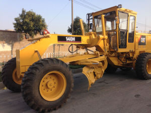 Used Grader 140h, Used Cat Grader 140h for Sale pictures & photos