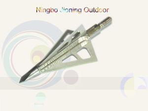 Titanium Tri-Loc Lighting 3 Fixed Blade 125gr Broadhead pictures & photos