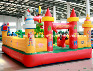 Inflatable Toys Inflatable Auturman Castle Jumping House for Kids pictures & photos