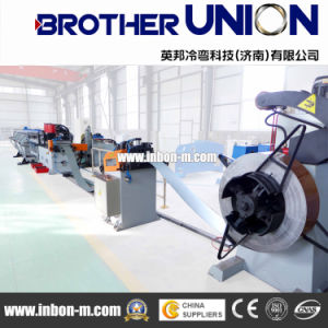 Wood-Grain Door Frame Roll Forming Line pictures & photos