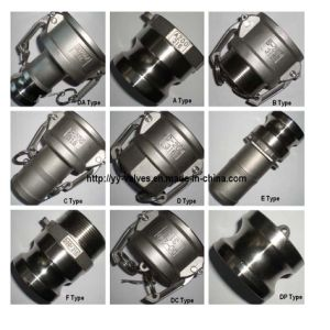 Stainless Steel Camlock Coupling (304 & 316) pictures & photos