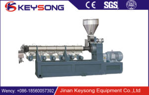 Automatic Textured Soya Protein Meat Analogy Processing Line Making Extruder Plant pictures & photos