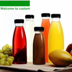 Pet Beverage Container / Plastic Fruit Juice Bottle /Drinking Water Glass Bottle