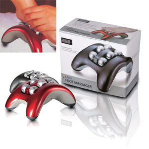 Mini Foot Massager, Handheld Massager, Vibration Massager pictures & photos