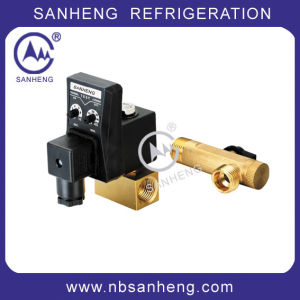 Good Quality Refrigeration Electronic-Drain Valve Mic-a pictures & photos