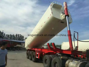 China 3 Axles Rear Dump Trailer pictures & photos