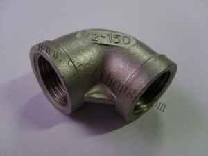 "1-1/4"" Stainless Steel DIN2999 90 Degree Elbow pictures & photos"