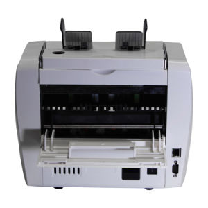 Multi-Currency Bill Counter with Optional S/N Printing Function for EUR and USD pictures & photos