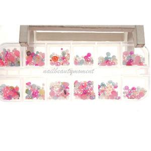 Manicure Art Nail Beauty Pearl Decoration Kit (D81)