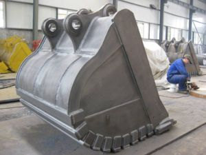 Made in China Ditching Excavator Bucket pictures & photos