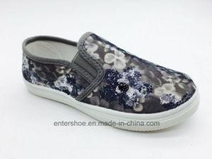 Cheap Slip on Children Injection Shoes (ET-AL160249K) pictures & photos