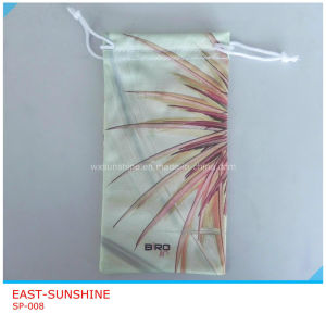 Professional Transfer Printing Microfiber Glasses Pouch (SP-008) pictures & photos