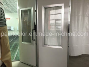 Infrared Lamp Heating System Spray Booth (PC14-IB1S) pictures & photos