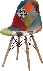 High Quality Fabric Designer Cafe Chair (FOH-BCC11) pictures & photos