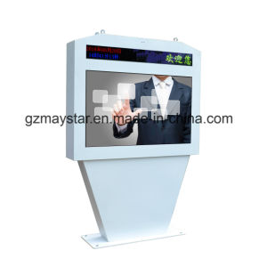 OEM Touch Screen Outdoor Advertising LCD Display Info Kiosk pictures & photos