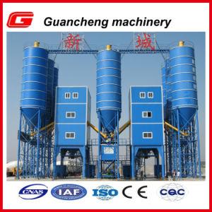 Hzs60 Concrete Batching Batch Plant with 100t Cement Silo pictures & photos