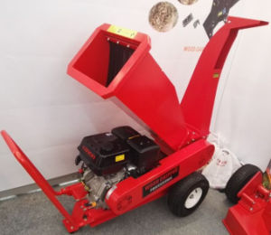 Powerful Electric-Start or Recoil Start Wood Chipper/Shredder pictures & photos