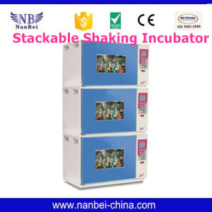 Ce Approved Stackable Shaking Incubator pictures & photos