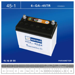 Maintenance Free Car Battery DIN135 pictures & photos