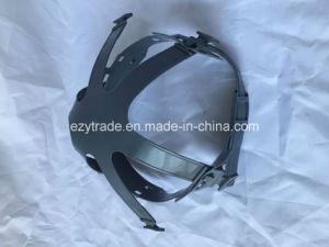 ABS Ventilate Safety Helmet with Chin Strap pictures & photos