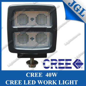 40W CREE LED Work Light Heavy Duty Light