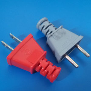 South America PVC Power Adapter Adaptor Switch Socket Plug (Y046) pictures & photos