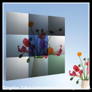4mm Decorative Colorful Silver Mirror pictures & photos