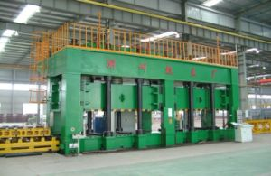 Hj087-2500 Automobile Longitu-De Beam Hydraulic Press pictures & photos