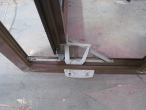 Single Glazed Aluminum Alloy Crank Window pictures & photos