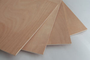 Marine Plywood Okoume Plywood Commercial Plywood for Furniture pictures & photos