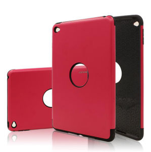 New Launched Hybrid Combo TPU+PC Tablet Protector Case for iPad Mini 4 pictures & photos