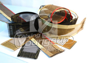 Teflon PTFE Fiberglass Open Mesh Conveyor Belt pictures & photos
