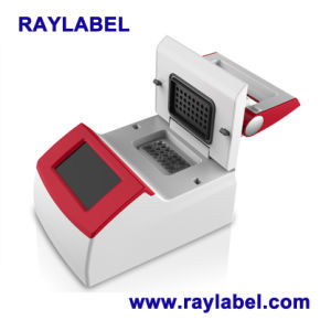Thermal Cycler Touch Screen PCR Lab Equipments Thermal Cycler (RAY-TC321) pictures & photos