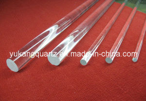 Clear Fused Quartz Rod/Prosessing Quartz Rod pictures & photos